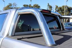 2016 Ford Ranger XLT Hi-Rider PX MkII Silver