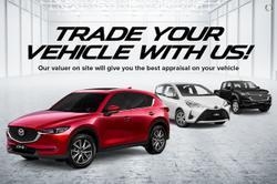 2017 Mazda CX-5 Maxx KF Series Blue