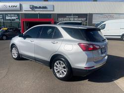 2018 Holden Equinox LS EQ MY18 Nitrate Silver