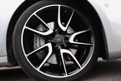 2018 Mercedes-Benz E-Class E43 AMG W213 Four Wheel Drive Black
