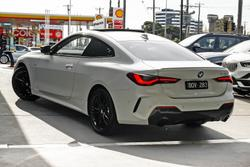 2020 BMW 4 Series 430i M Sport G22 Mineral White