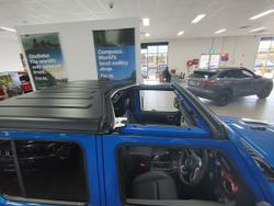 2021 JEEP GLADIATOR Rubicon JT Drive Type: Hydro Blue