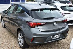 2017 Holden Astra RS BK MY18 Cosmic Grey