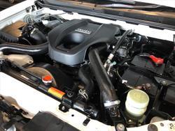2016 Isuzu D-MAX SX MY17 4X4 Dual Range WHITE