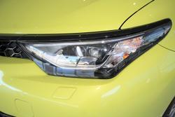 2015 Toyota Corolla ZR ZRE172R Green