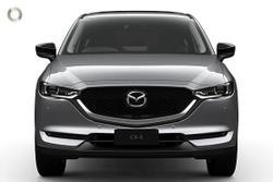 2021 Mazda CX-5 GT SP KF Series AWD Sonic Silver