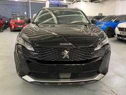 2021 Peugeot 3008 Allure P84 MY21 Black