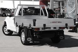 2021 GWM Steed K2 Pure White