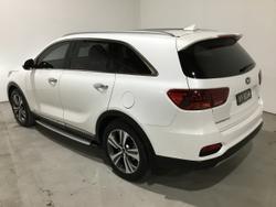 2017 Kia Sorento GT-Line UM MY18 AWD White