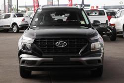 2021 Hyundai Venue Active QX.V3 MY21 Black