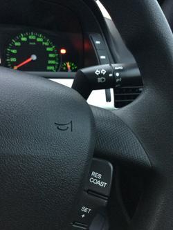 2012 Ford Falcon Ute FG MkII Silver