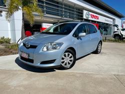 2008 Toyota Corolla Ascent ZRE152R Dynamic Blue