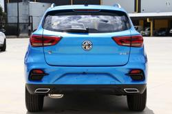 2021 MG ZST Excite MY21 Drive Type: Brighton Blue