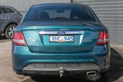 2009 Ford Falcon G6 FG Blue