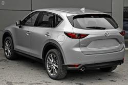 2021 MAZDA CX-5 Akera KF Series Silver