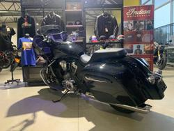 2021 Indian 2021 INDIAN 1800CC CHALLENGER LIMITED TH BL PEARL Road Black