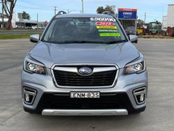 2018 Subaru Forester 2.5i-S S5 MY19 AWD Ice Silver