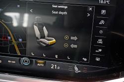 2020 Volkswagen Touareg 210TDI Elegance CR MY21 Four Wheel Drive Grey