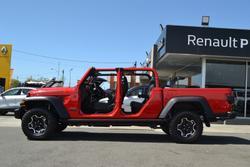 2021 Jeep Gladiator Rubicon JT MY21 V2 4X4 On Demand FIRECRACKER RED