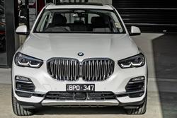 2021 BMW X5 xDrive30d xLine G05 4X4 Constant Alpine White