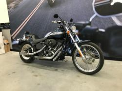 2003 Harley-davidson FXSTB NIGHT TRAIN Blue