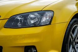2012 Holden Commodore SV6 VE Series II MY12 Yellow