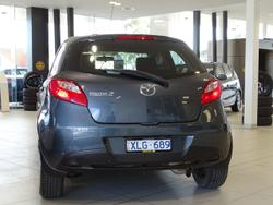 2009 Mazda 2 Neo DE Series 1 Grey
