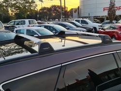 2013 Hyundai Santa Fe Highlander DM MY13 4X4 On Demand Arabian Mocha