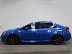 2014 Subaru WRX Premium V1 MY15 AWD Blue