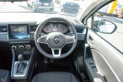 2021 Renault Captur Zen JB Pearl White