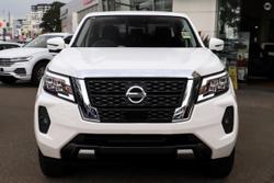 2021 Nissan Navara ST D23 White