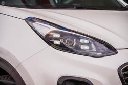 2021 Kia Sportage GT-Line QL MY21 AWD White