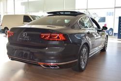 2021 Volkswagen Passat 162TSI Elegance B8 MY21 Manganese Grey