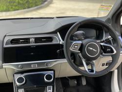 2020 Jaguar I-PACE EV400 SE X590 MY20 AWD Farallon Black