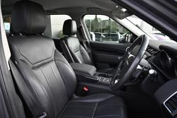 2017 Land Rover Discovery TD6 SE Series 5 MY17 4X4 Dual Range Grey