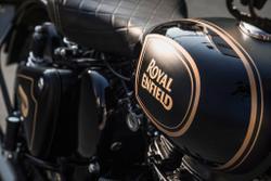 2021 Royal Enfield Classic 500 Tribute Black Classic Tribute Black