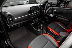 2019 Kia Picanto X-Line JA MY20 Aurora Black