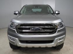 2018 Ford Everest Trend UA MY18 Silver