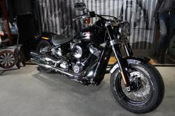 2021 Harley-davidson FLSL SOFTAIL SLIM (107) Vivid Black