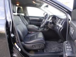 2017 Toyota Kluger GXL GSU55R AWD Eclipse Black