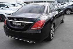 2016 Mercedes-Benz C-Class C250 W205 Black