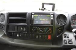 2014 Hino 717 - 300 Series EX-COUNCIL, LOW KM'S White
