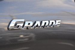 2011 Toyota Kluger Grande GSU40R MY11 Graphite