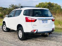 2017 Isuzu MU-X LS-M MY16.5 4X4 Dual Range WHITE