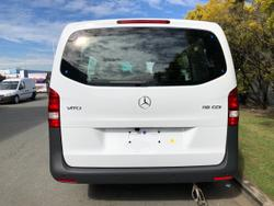 2021 Mercedes-Benz Vito 116CDI 447 White