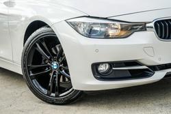 2013 BMW 3 Series 320i F30 MY14 White