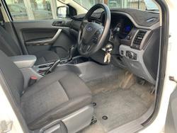 2018 Ford Ranger XLS PX MkII MY18 4X4 Dual Range White