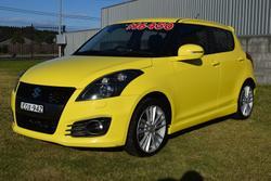 2015 Suzuki Swift Sport FZ MY15 Yellow