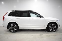 2020 Volvo XC90 T6 R-Design MY21 AWD Crystal White
