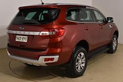 2015 Ford Everest Trend UA 4X4 Dual Range Sunset